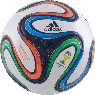 Футбольный мяч Adidas Brazuca Top Replique